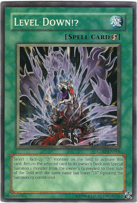 File - LevelDown-CDIP-EN-C-UE.png | Yu-Gi-Oh! | Fandom powered by ...