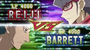 Declan VS Barrett