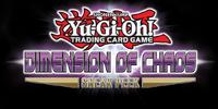 Dimension of Chaos Sneak Peek Participation Card