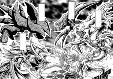 YGO-047 Dragons summoned