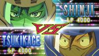 Shinji VS Tsukikage