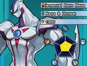 Elemental Hero NeosWC10