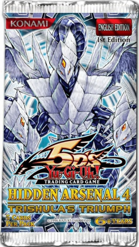 Hidden Arsenal 4: Trishula's Triumph