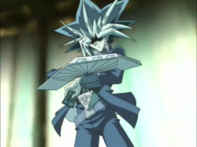 Yugi's Hand (Soul Shield and Relay Soul) (Jap)-0
