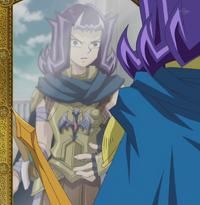 ZeXal108 - Emperor Shark with a Barian's necklace