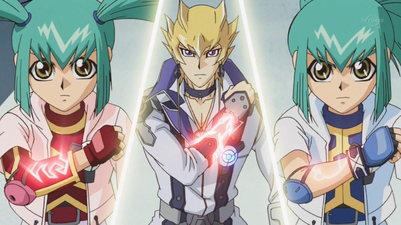 YuGiOh! 5Ds manga  FANDOM powered by Wikia