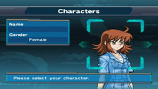 Example female player-YDT1