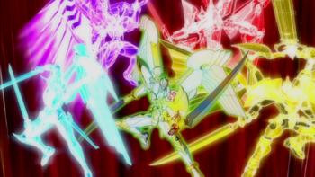Yu-Gi-Oh! ZEXAL - Episode 141