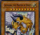 Chimaera, the Master of Beasts