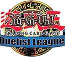 Duelist League Series 1 participation cards