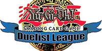 Duelist League Series 3 participation card