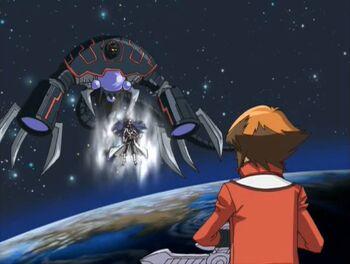 Yu-Gi-Oh! GX - Episode 104
