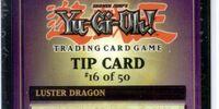 Luster Dragon (Tip Card)