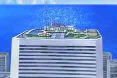 Jack Atlas' penthouse