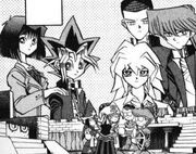 YGO-059 Game over