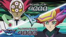 Playmaker VS Revolver
