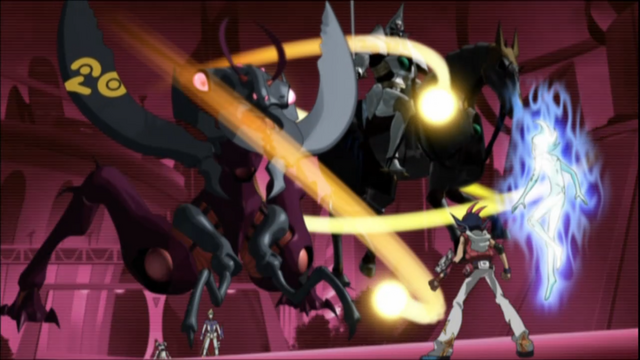 File:Yuma facing two Number monsters.png