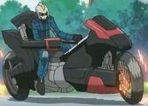 Turbo Duelist exam Duel Runner