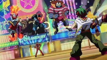 Yu-Gi-Oh! ARC-V - Episode 014
