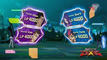 Yu-Gi-Oh! ZEXAL - Episode 011