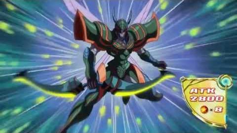 Battlewasp - Hama the Conquering Bow