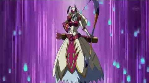 Battlewasp - Azusa the Ghost Bow
