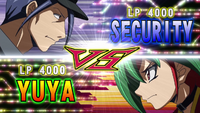 Yuya VS Security