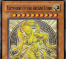 Testament of the Arcane Lords