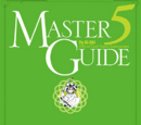 Master Guide 5 promotional cards