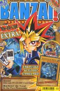 Banzai September 2003 cover