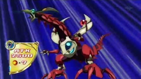 Odd-Eyes Pendulum Dragon (Yuya, Yugo & Yuri)
