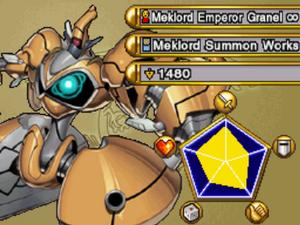 Meklord Emperor Granel ∞-WC11