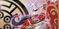 Mizuho - Sei Samurai Leggendario