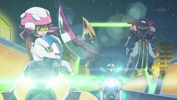 Yu-Gi-Oh! ARC-V - Episode 055