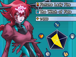 Fortune Lady Fire-WC10