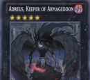 Adreus, Keeper of Armageddon