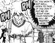 D-039 Dark Bakura's advice