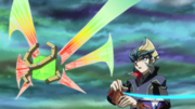 Kite and Cipher Wing
