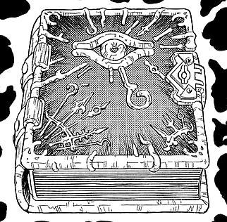 File:Millennium Tome - manga.png
