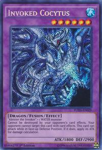 YuGiOh! TCG karta: Invoked Cocytus