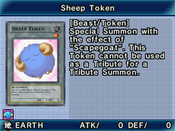SheepTokenBlue-GX03-EN-VG