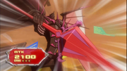 Black Ray Lancer is Summoned