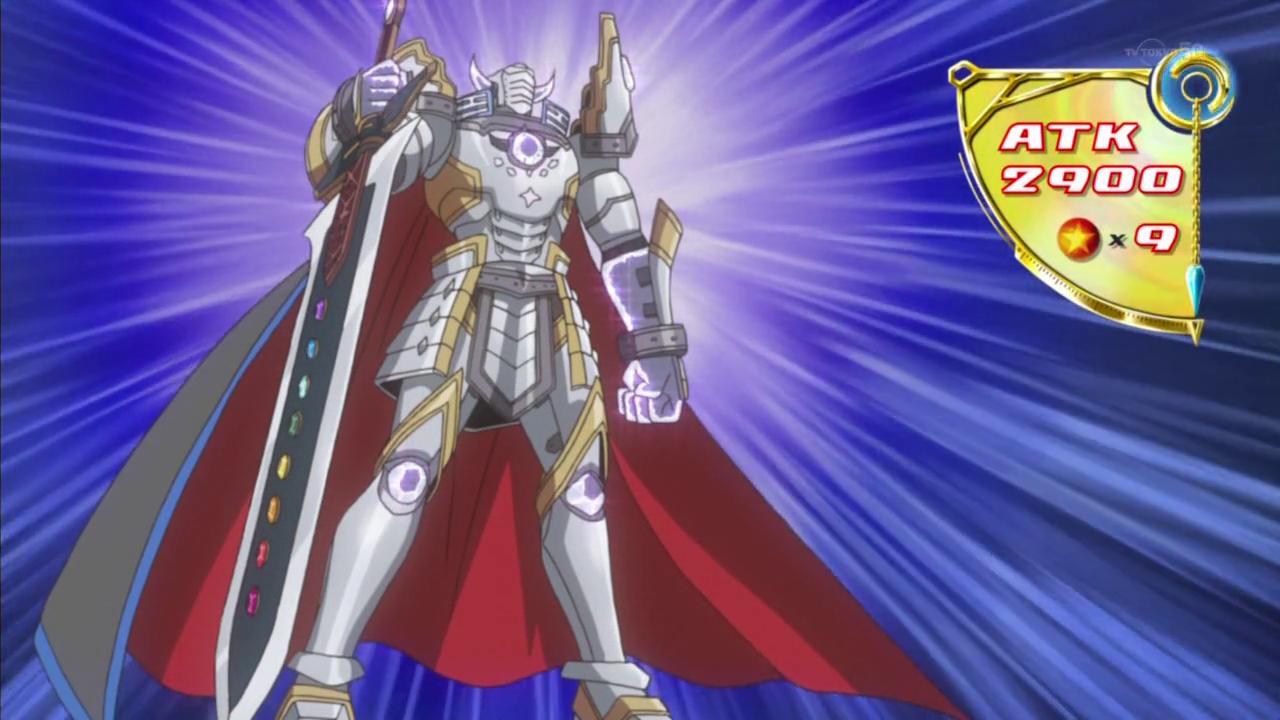 Gem-Knight Master Diamond