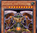 Kamion, the Timelord