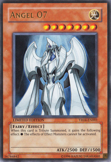 Angel O7 Yu Gi Oh Fandom Powered By Wikia