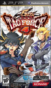 Yu-Gi-Oh! 5D's Tag Force 4 promotional cards