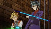 Sawatari and Shun 91