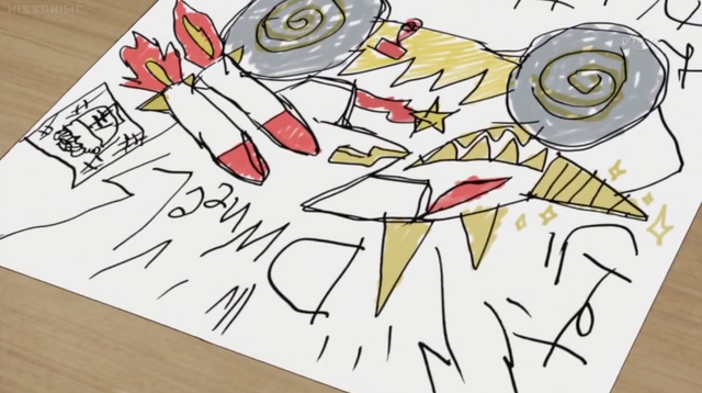 File:Yugo's drawing of his dream Duel Runner.png