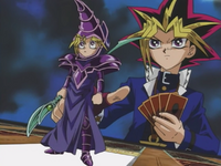 Dark Magician Yugi