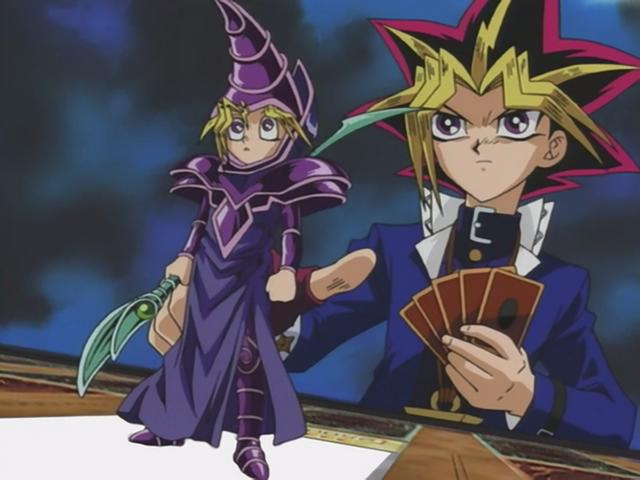 File:Dark Magician Yugi.png